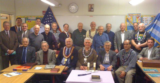 Thomas Jefferson Chapter 280 - AHEPA District 5 - New Jersey