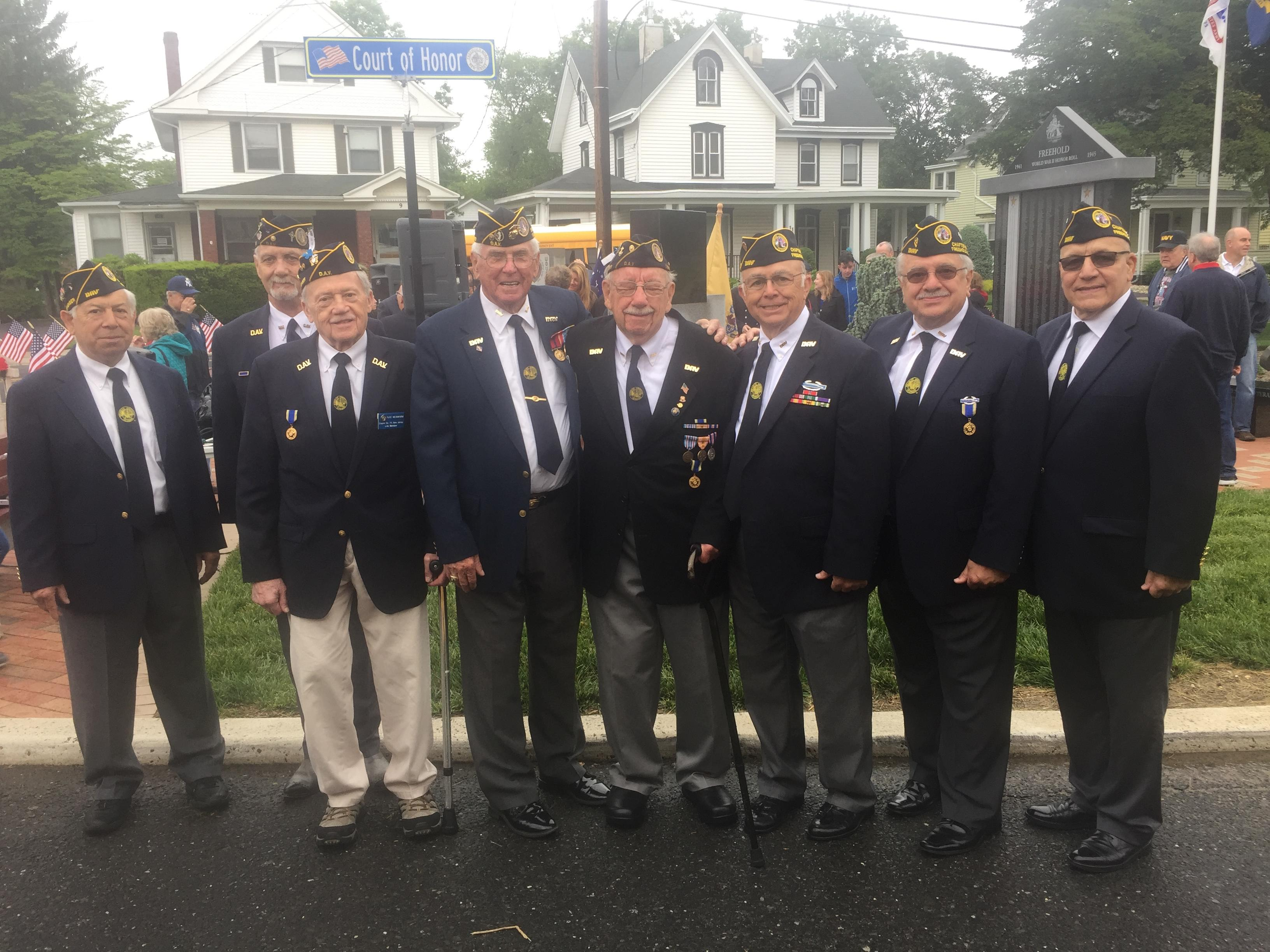 143rd. Year Freehold Memorial Day Parade